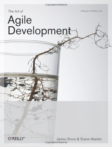 The cover of The Art of Agile Development