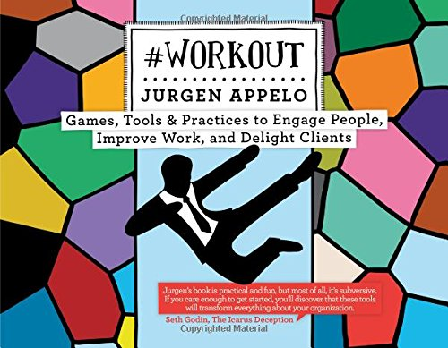 Management 3.0 Workout Book Cover