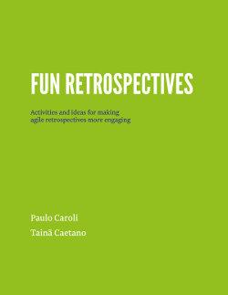 The cover of Fun Retrospectives
