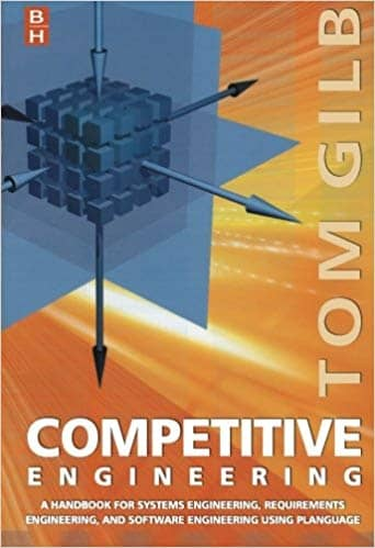 The cover of Competitive Engineering