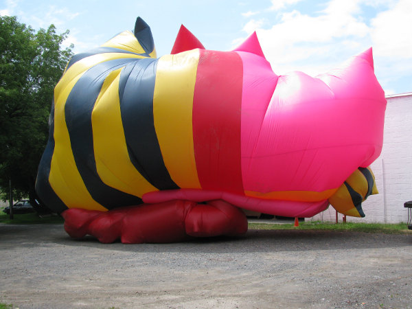 Large Inflatable Art (Jimmy Kuehnle)