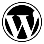 Wordpress's logo