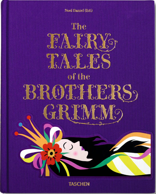 "Cover of the book ""The Fairy Tales of the Grimm Brothers"""