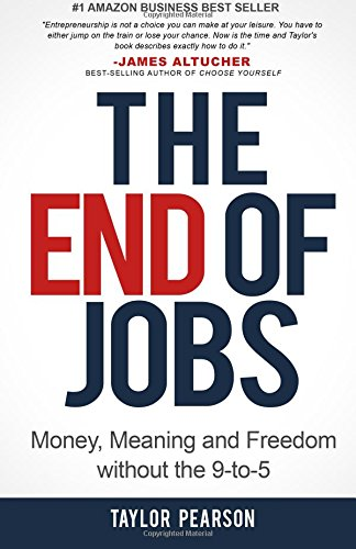 Cover of the book 'The End of Jobs'