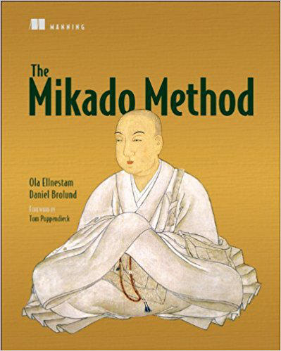 "The cover of the ""Mikado Method"" book"