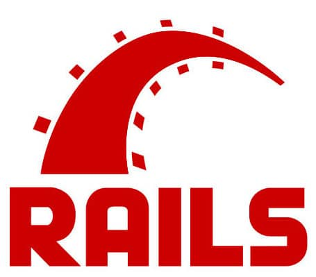 The Rails logo