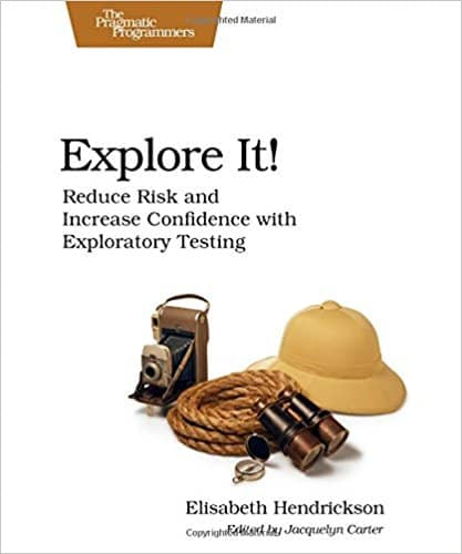 "Cover of the book ""Explore It"""
