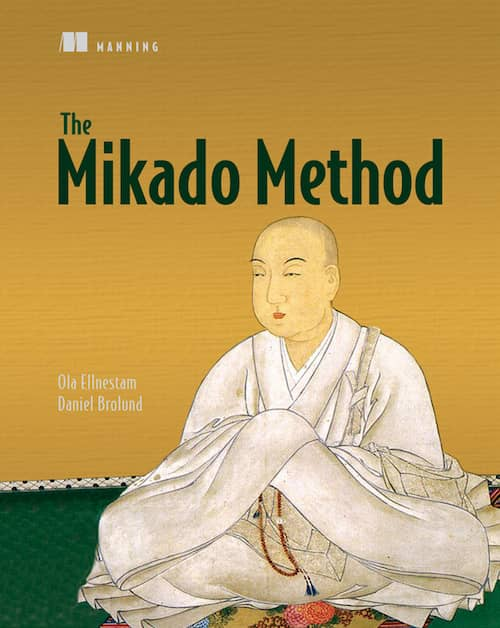 The cover of the 'Mikado Method' book