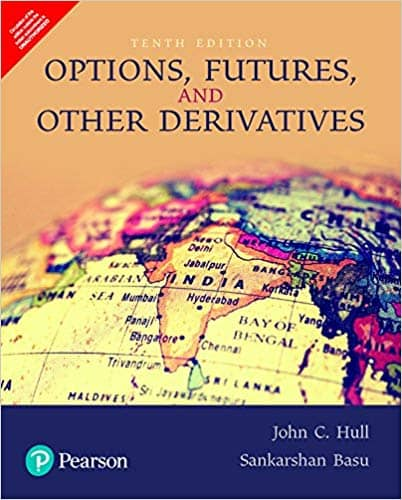 Cover of Options, Futures and other Derivatives. Also known as 'The Hull', this book is 'the bible' of financial derivatives and a source of pre-requisite references to hand out before an Event Storming.