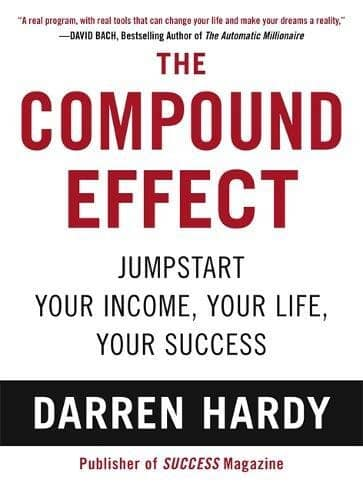 "Cover of the book ""The compound effect"""