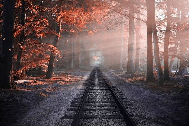 Photo of a straight railway. It's best to start TDD for Legacy Code with one straightforward but effective technique.