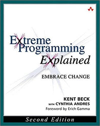 Cover of Kent Beck's book 'eXtreme Programming eXplained: Embrace Change. When coaching a remote team, using the goods of remote work is a great way to show XP's philosophy of embracing change